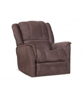 Castor Dark Reclining Lift Chair