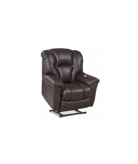 Henson Brown Reclining Lift Chair