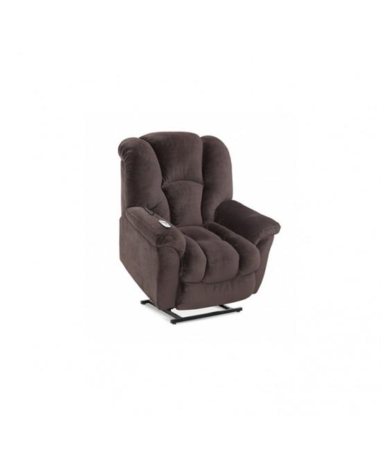 Henson Dark Brown Reclining Lift Chair
