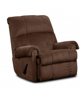 Kellen Chocolate Recliner