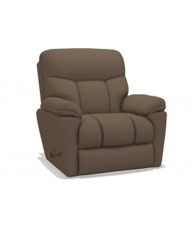 Morrison Coffee Rocking Recliner