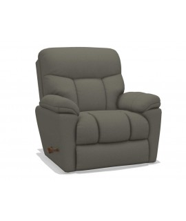 Morrison Grey Rocking Recliner