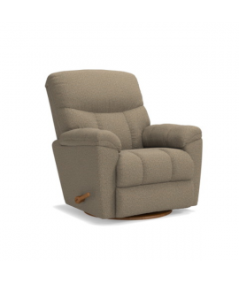 Morrison Tan Rocking Recliner
