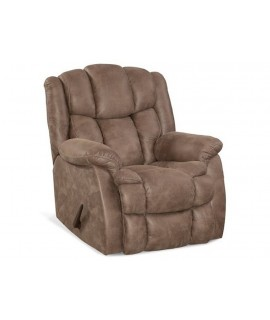 Wilson Brown Rocking Recliner