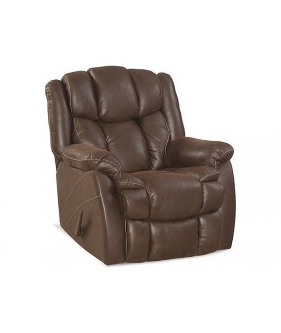 Wilson Dark Rocking Recliner