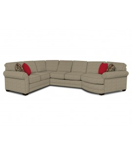 Brantley 4PC. Sectional
