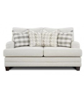 Brock Wool Loveseat