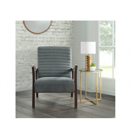 Fairview Charcoal Accent Chair
