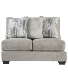 Heather Armless Loveseat