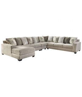 Heather 5pc. Sectional