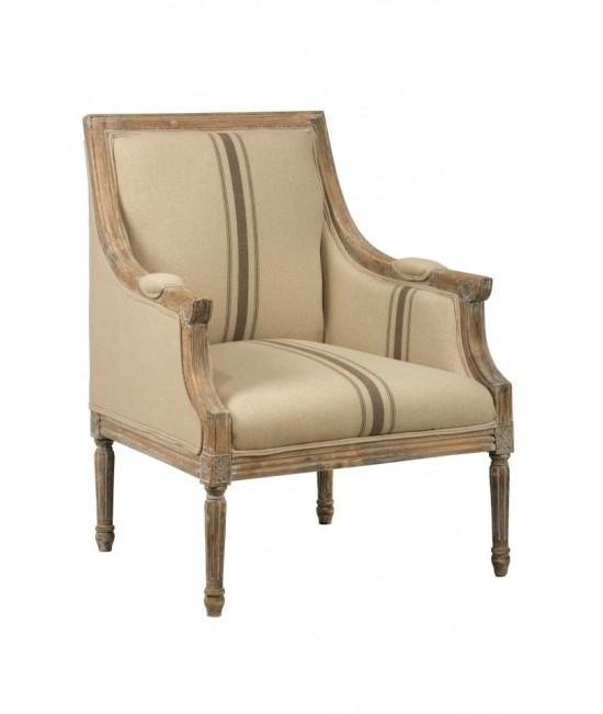 Kenna Tan Accent Chair