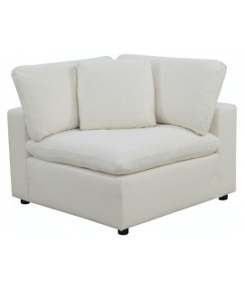 Lovesac White Wedge