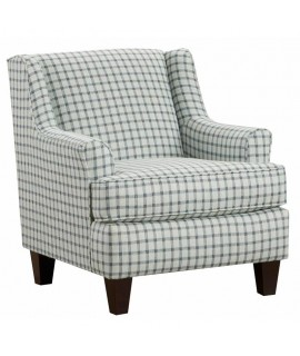 Mediterranean Mist Accent Chair