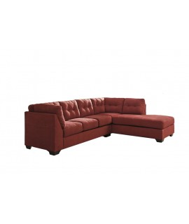 Winder Red Sectional