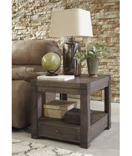 Burlan End Table