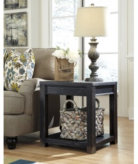 Gavels End Table