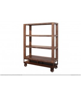 Bozeman Short Bookcase