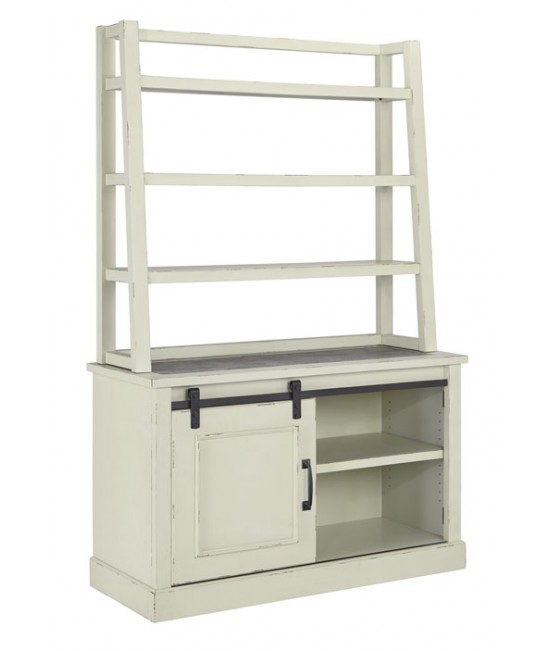 Jolene  Office Cabinet with Hutch