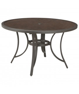 Kimball Khaki Patio Table