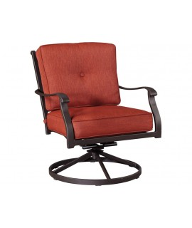 Kimball Orange Patio Chair