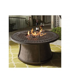 Kimball Patio Fire Pit Table
