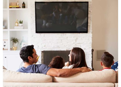 Calculate the Best Placement for Your Sofa and Television