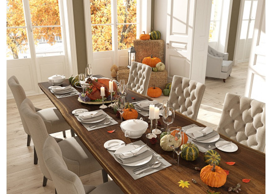 Prepare Your Dining Room for Holiday Gatherings